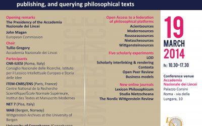 19 marzo, Roma: il meeting finale di Agora!