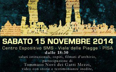"""15 novembre: Evento finale della mostra """"Pane e Bombe"""" (MemorySharing)"""