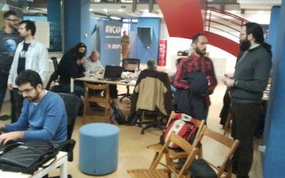 Hackaton del progetto europeo Fusepool P3 a Bologna