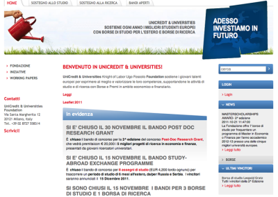 Unicreditanduniversities