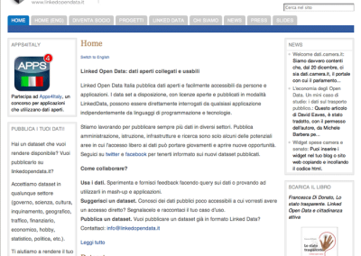 Linked Open Data Italia