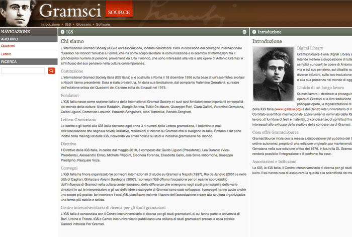 Gramsci Source