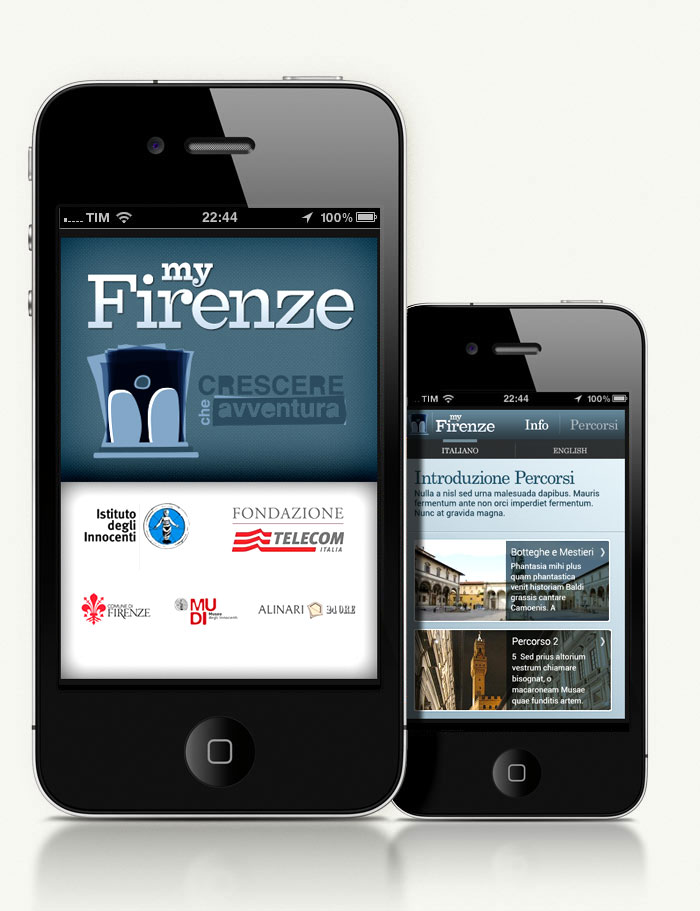 My Firenze mobile app