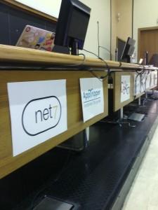 Netseven a OKOA 2016