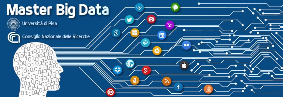 Net7 partner della seconda edizione del Master Big Data dell'Università di Pisa