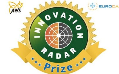 Pundit in short-list per Innovation Radar Prize 2016