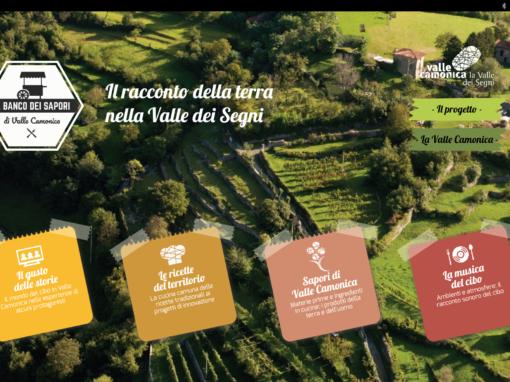 Banco dei Sapori in Valle Camonica