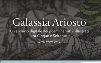 How we designed Galassia Ariosto