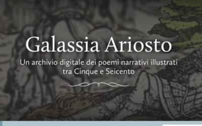 How we designed Galassia Ariosto
