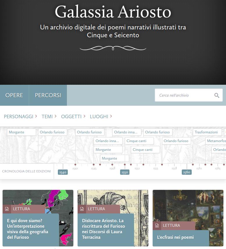 Galassia Ariosto