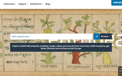 Net7 partner del progetto EnrichEuropeana – Enriching Europeana with user transcriptions and annotations