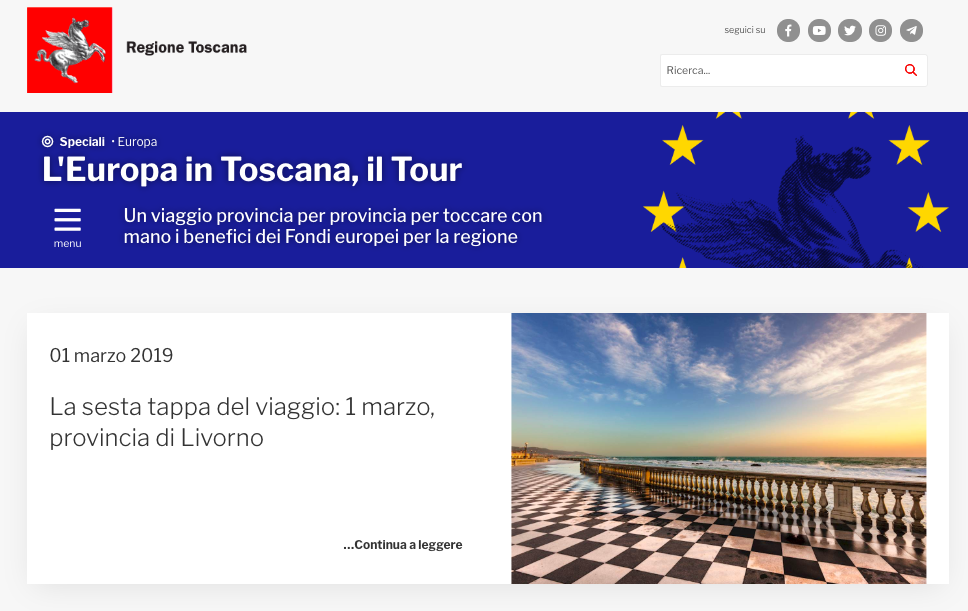 Europa in Toscana