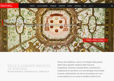 Ville e Giardini Medicei