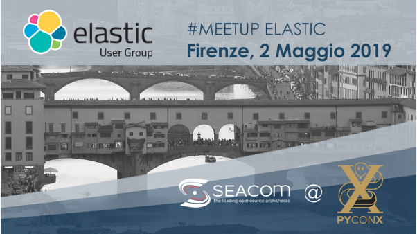 Net7 a Firenze per il #MEETUP ELASTIC @ PyCon X